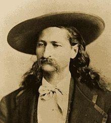 Portrait de Wild Bill