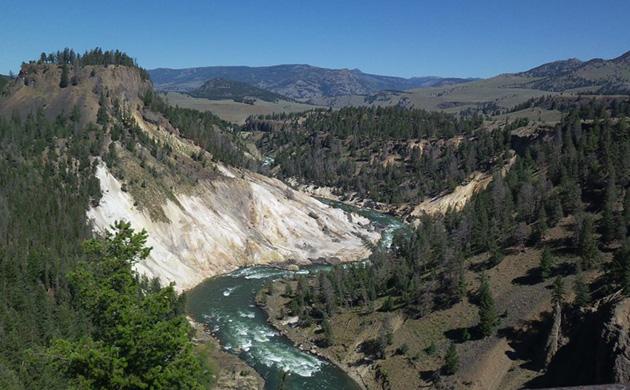 Grand Canyon x Yellowstone