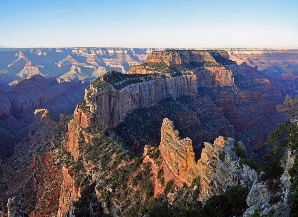 Grand Canyon National Park - Cape Royal