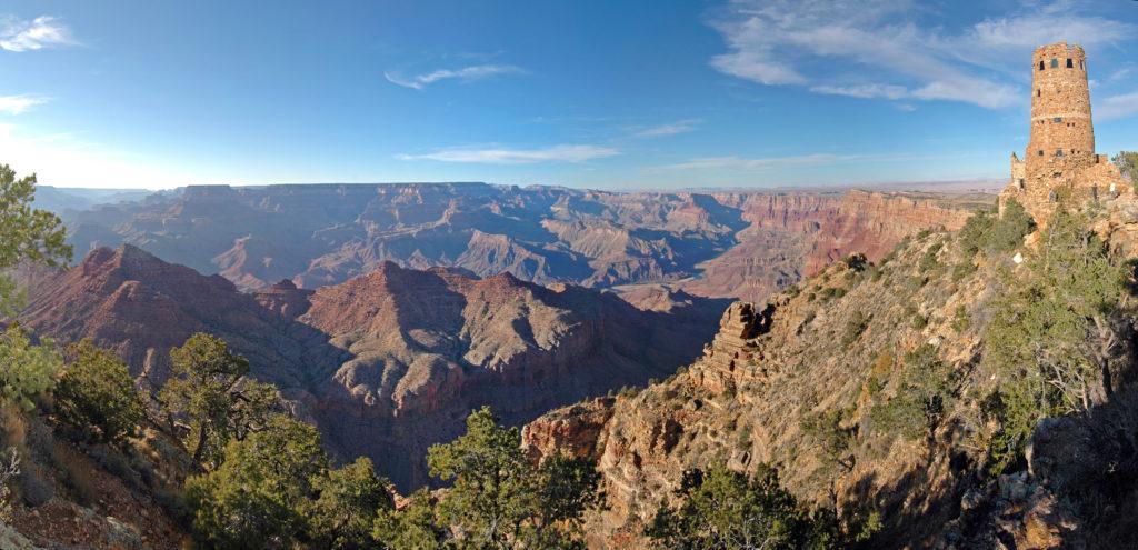 Grand Canyon National Park- Desert View