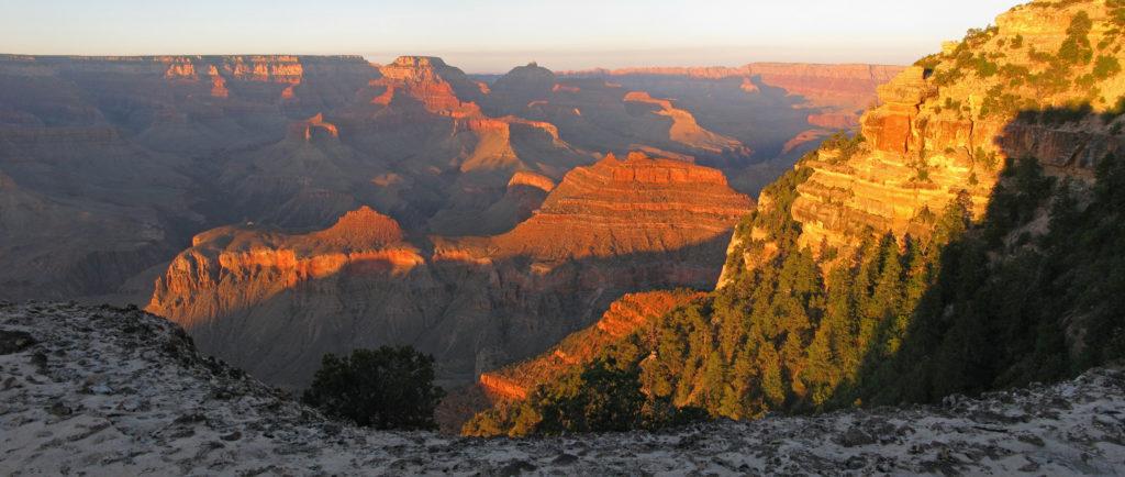 Grand Canyon National Park - Yavapai Point