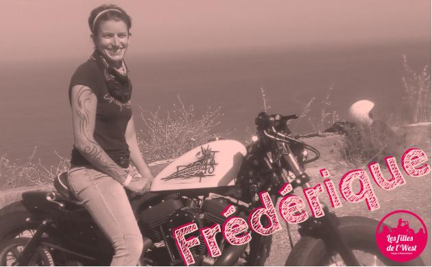 Portrait de Frédérique