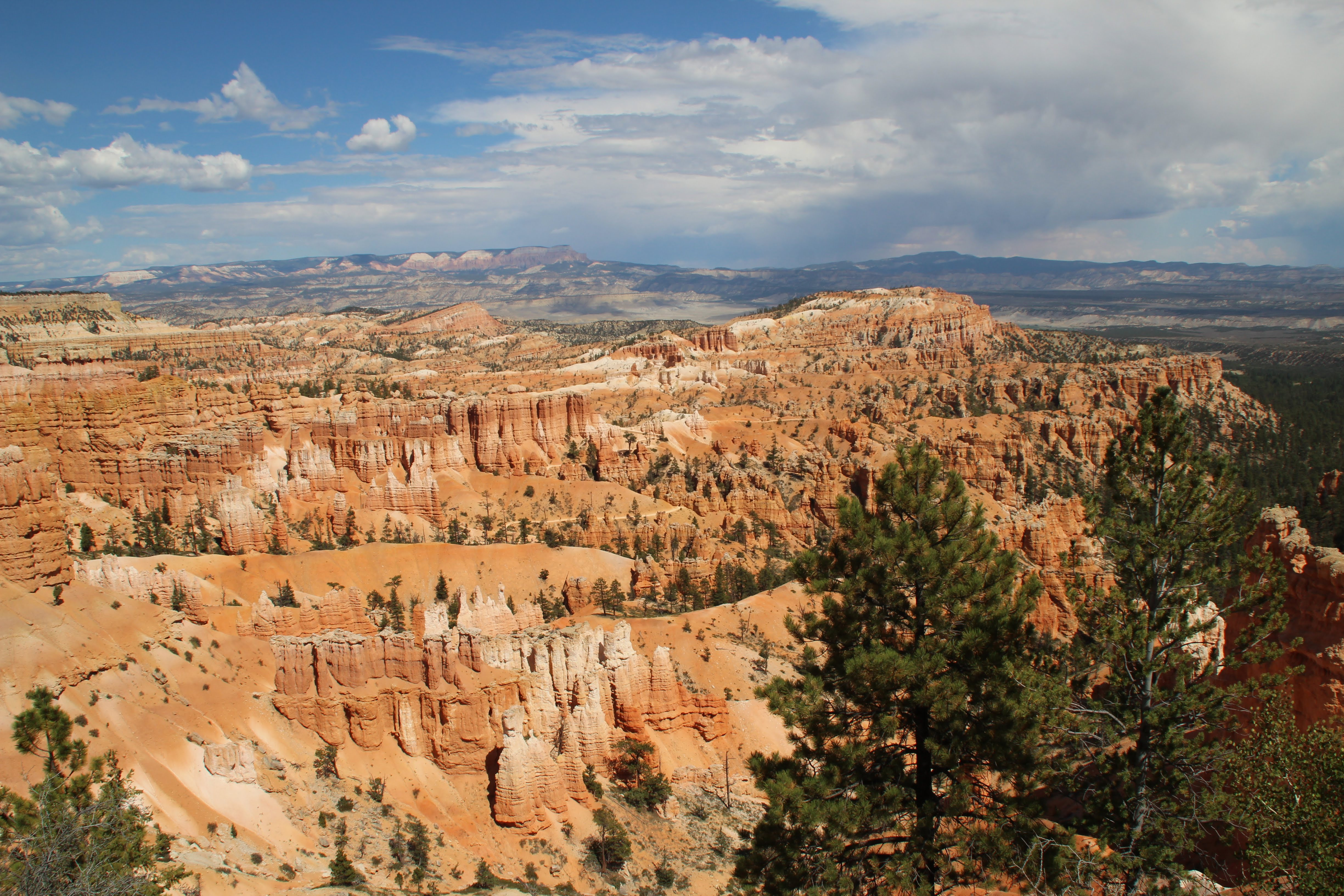 vue panoramique bryce canyon