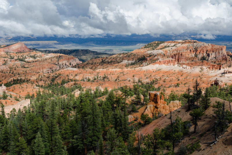 Bryce Canyon : vue panoramique
