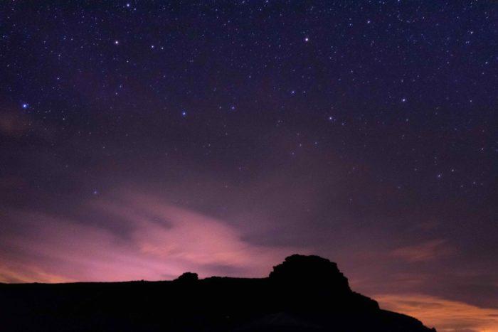 Trail Ridge Road de nuit : un spectacle époustoufflant