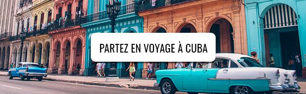 Partez à Cuba